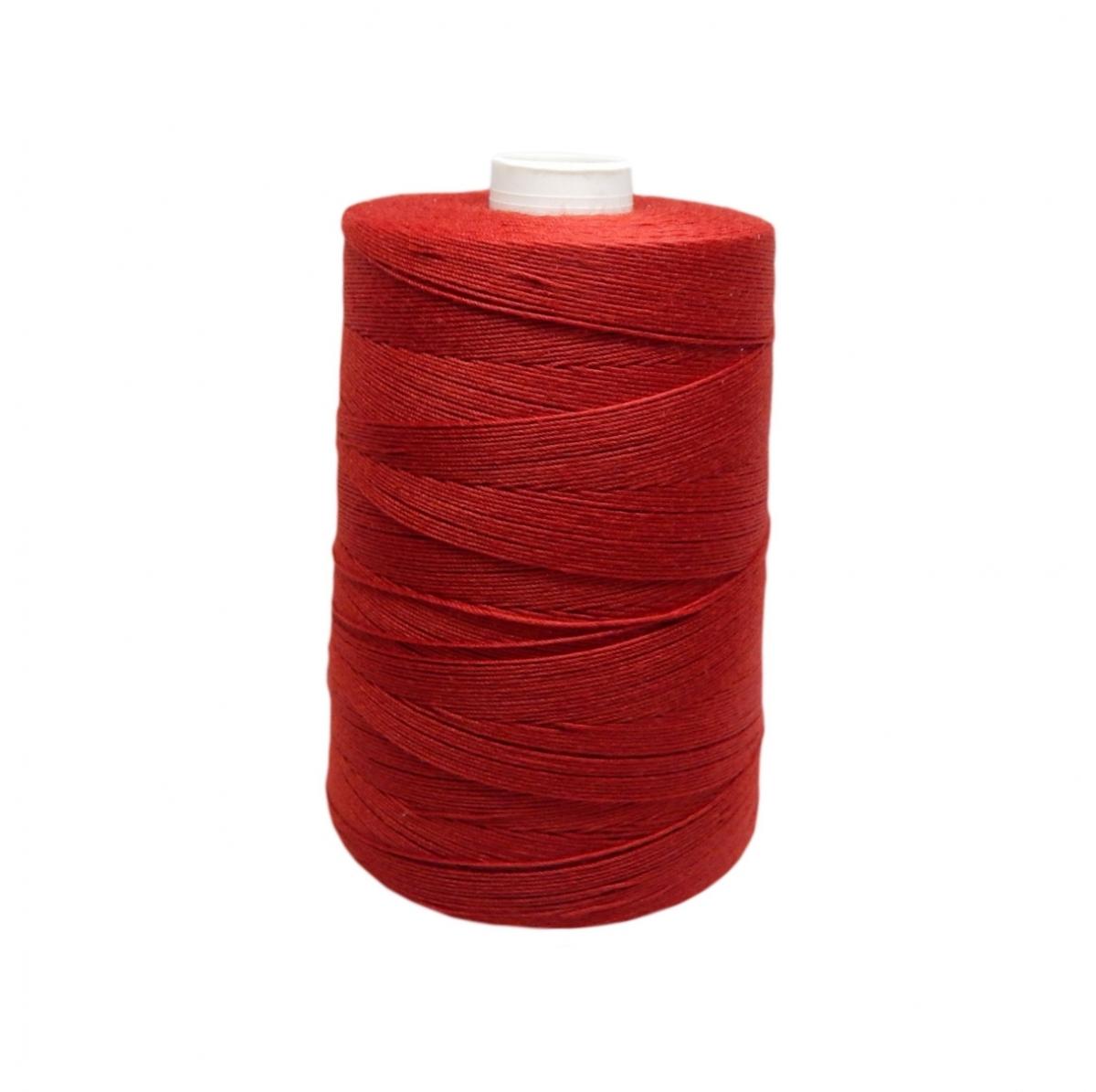 Yarn for rug warp