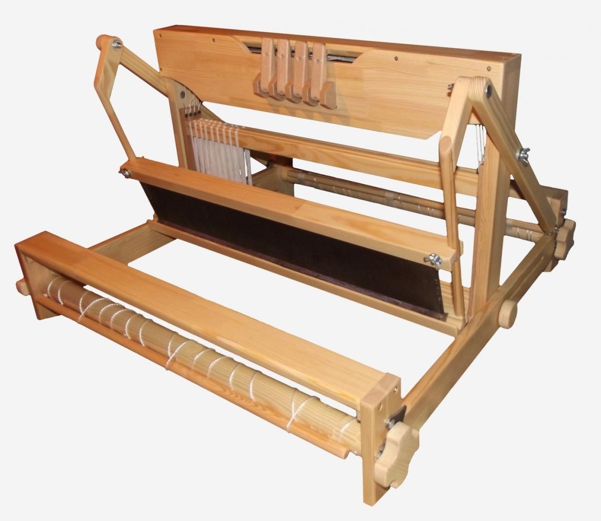 Table  folding loom