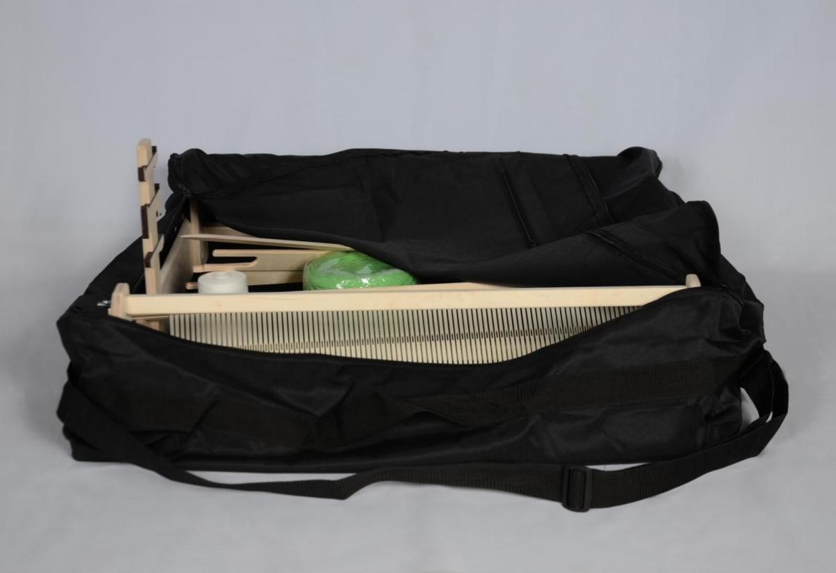 Rigid heddle loom bag