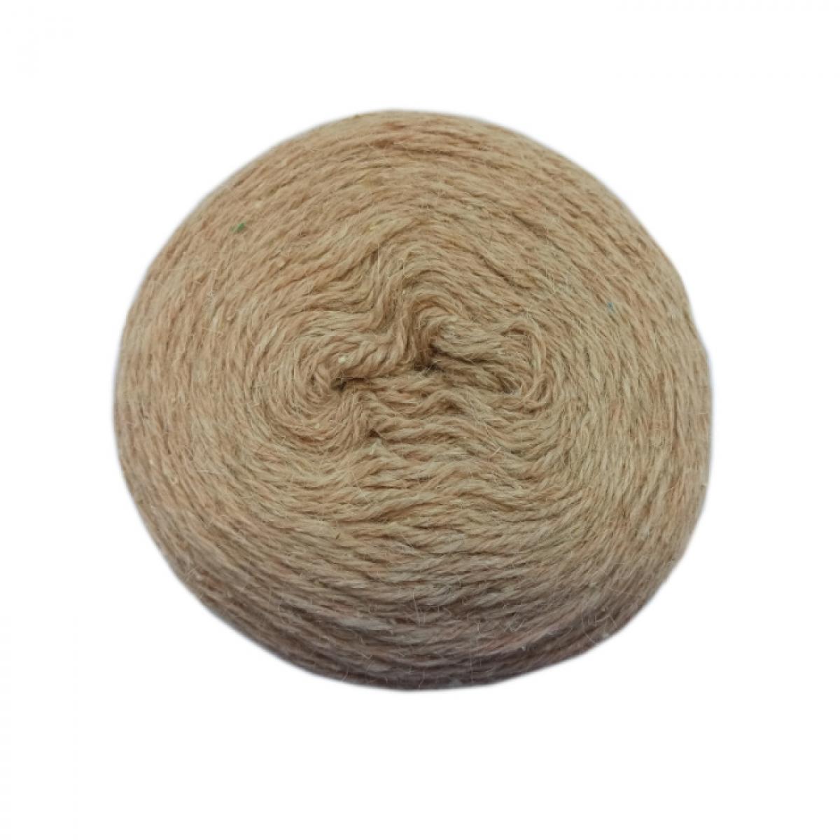 Linen yarn 20/1 orange