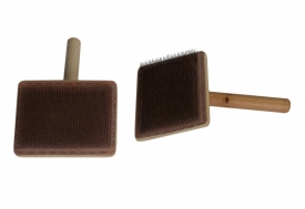 Hand carders 12x15 cm, multipurpose