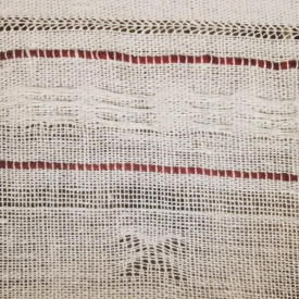 6 lessons of openwork weaving