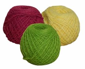 """""""Ball"""" (acrylic yarn)"""