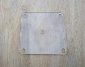 Weaving cards 8x8 cm