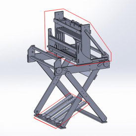 4 Harness attachment