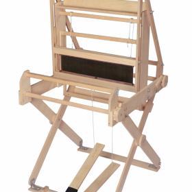 Two harness loom Weaving